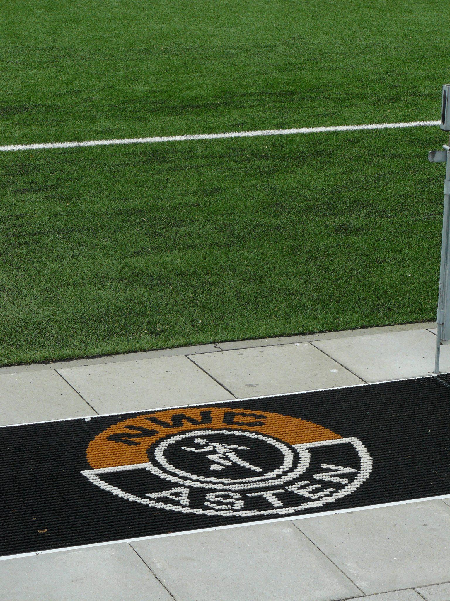 - Update-  Walking Football van start
