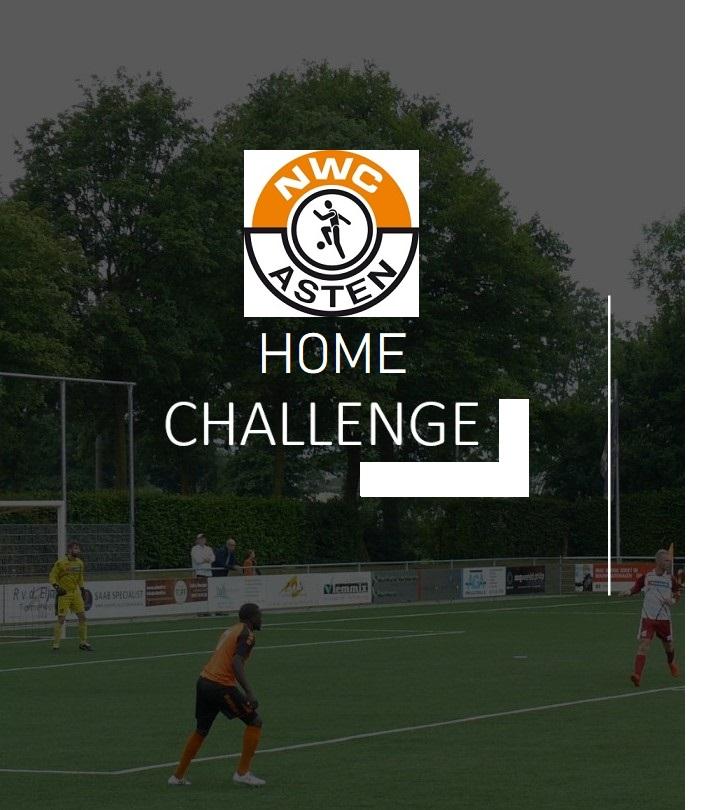 Nieuwe #NWC Asten Home Challenge. Doe mee met nr.2!