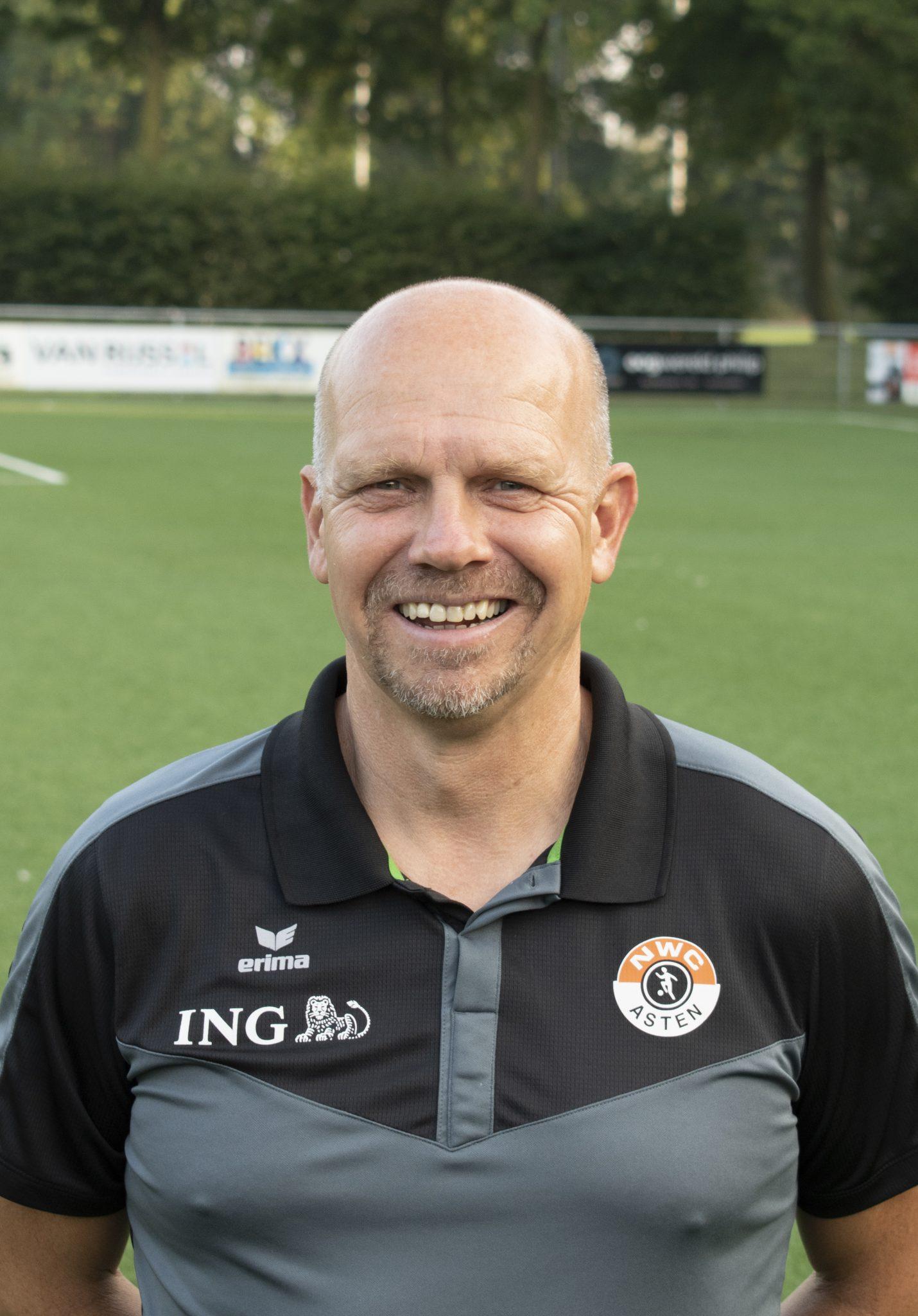 Hoofdtrainer Ruud Vermeer stopt per direct bij NWC