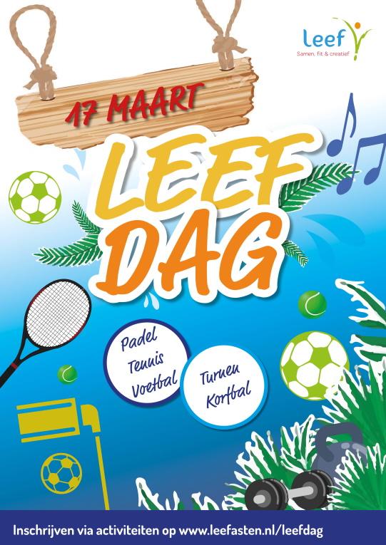 17 maart voetbalclinic voor kinderen van groep 2 t/m 8