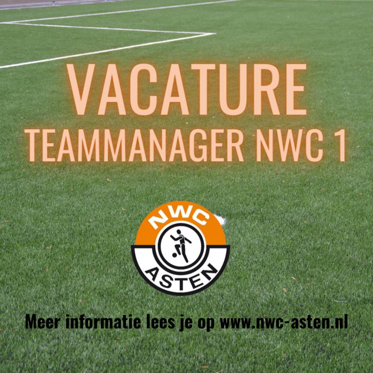NWC zoekt Teammanager