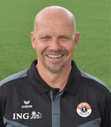 Contract verlengd met hoofdtrainer Ruud Vermeer