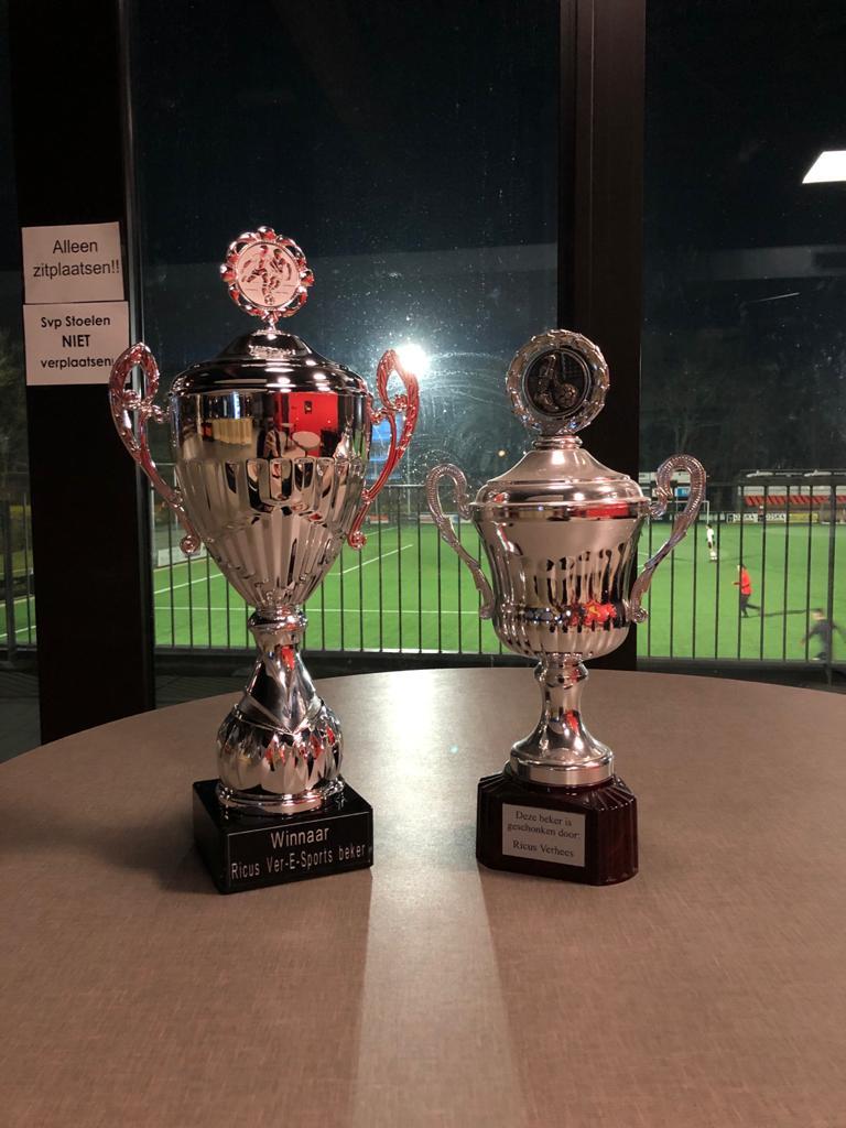 NWC wint eerste editie Ricus Ver-E-Sports beker